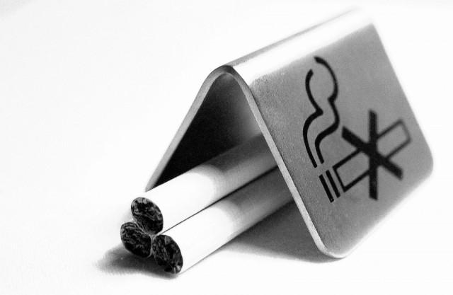 Přestat kouřit není jednoduché, ale ani nemožné. Zdroj: Tereza Ticháčková, topzine.cz