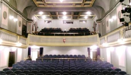 FOTO: Hlediště Divadla pod Palmovkou