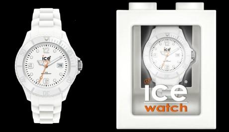 FOTO: Hodinky Ice Watch Sili White