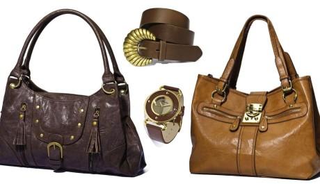 FOTO: Doplňky - kabelky, pásek a hodinky