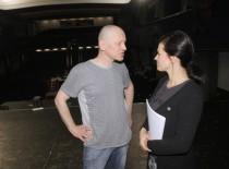 FOTO: Libor Vaculík s Martou Jandovou na první zkoušce muzikálu Kat Mydlář