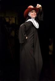 FOTO: Martina Randová v muzikálu Jeptišky v Divadle Na Fidlovačce
