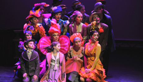 FOTO: Muzikál Mary Poppins v Městském divadle Brno    Zdroj: Městské divadlo Brno