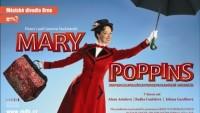 FOTO: Chůva Mary Poppins    Zdroj: Městské divadlo Brno