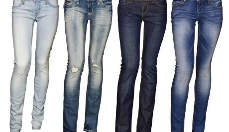 FOTO: Úzké džíny