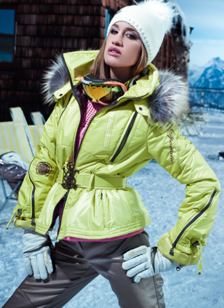FOTO: Zimní oblečení na hory