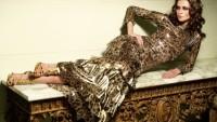 FOTO: Model návrhářky Alice Abraham