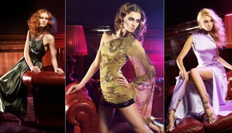 FOTO: Modely návrhářky Alice Abraham