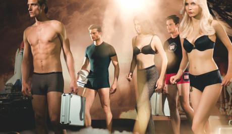 FOTO: Spodní prádlo Bruno Banani