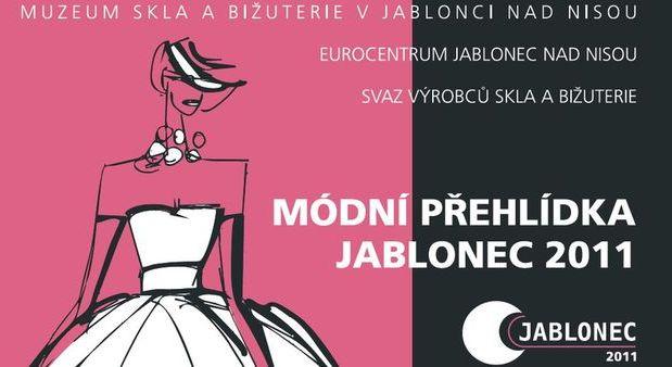 FOTO: Módní přehlídka Jablonec 2011 - plakát