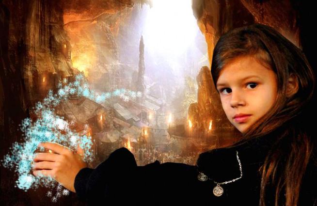FOTO: Saxanka z filmu Saxana