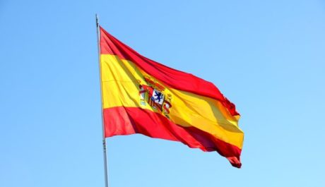 FOTO: Španělská vlajka