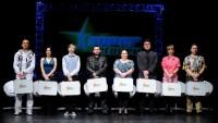 FOTO: Herci v představení Superčlověk v divadle Rokoko