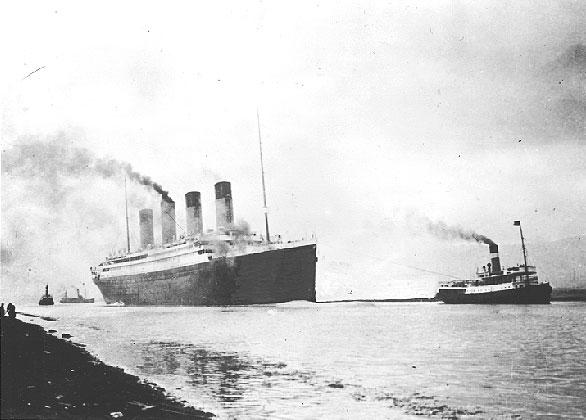 FOTO: Titanic