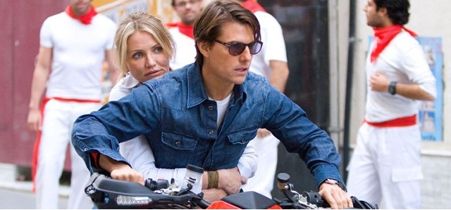 OBR: Tom Cruise priorita