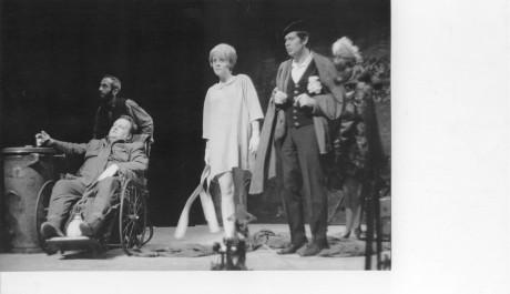 FOTO: Král Ubu z roku 1968