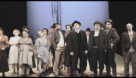 FOTO: Plné herecké obsazení