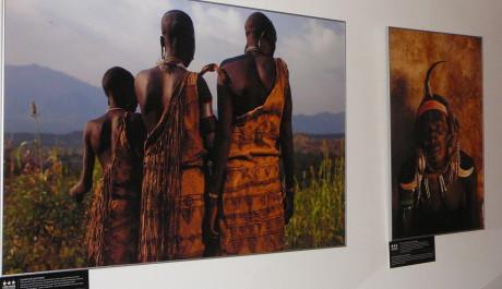 FOTO: Výstava Tři ženy v Africe