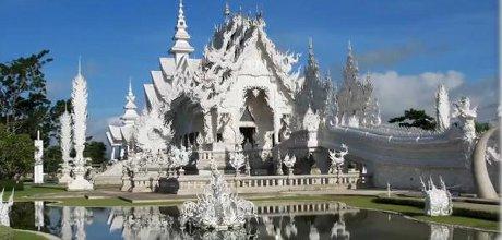 FOTO: Chrám Wat Rong Khun