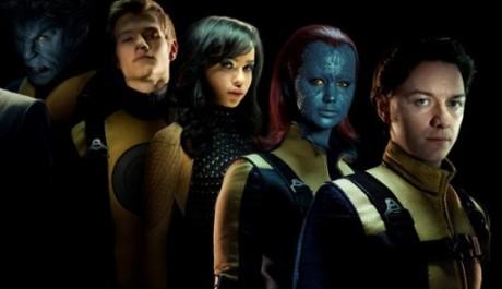 Foto: X Men: First Class