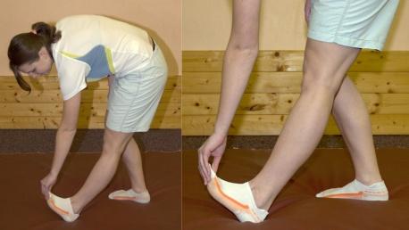 FOTO: zadní strana nohou protažení 1