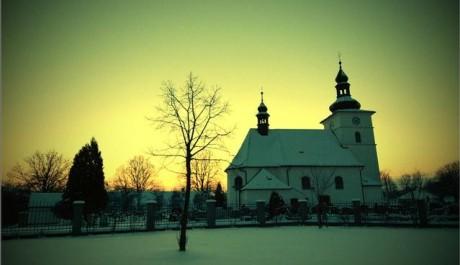 FOTO: Kostel Sv. Jakuba, Foto: Václav Šimíček