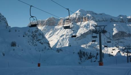 FOTO: Araba, Dolomity, Itálie