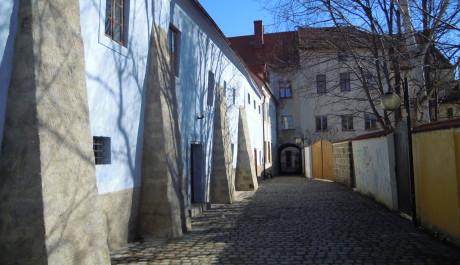 FOTO:Budova bývalé městské šatlavy v České Lípě