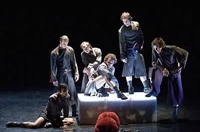 FOTO: Extrém, představení ND