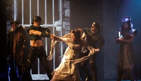 FOTO: Premiéra muzikálu Kat Mydlář v Divadle Broadway