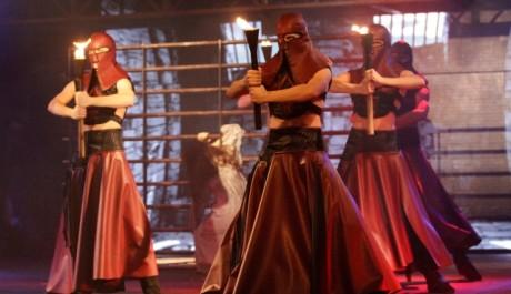 FOTO: Foto z premiérového představení muzikálu Kat Mydlář v Divadle Broadway