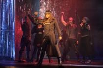 FOTO: Vzbouřenci v premiérovém představení muzikálu Kat Mydlář v Divadle Broadway