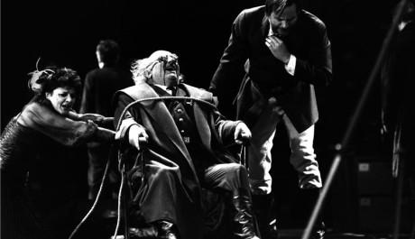 FOTO: Král Lear, Národní divadlo (1991)
