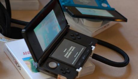 Foto: Nintendo 3DS - vzhled