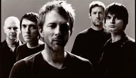 FOTO: Radiohead