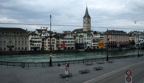FOTO: Curych, Švýcarsko