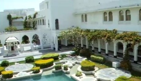 FOTO: Taj Palace Hotel, Indie