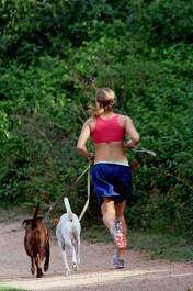 FOTO: běhání