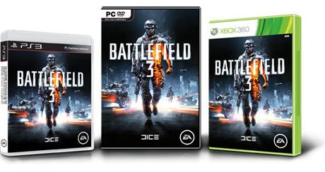 booklety pro Battlefield 3