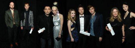 FOTO: British Fashion Awards 2010