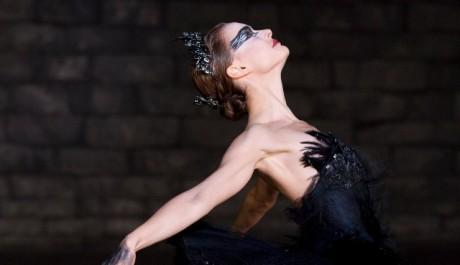 FOTO: V roli baletky Niny v Černé labuti (2010) byla okouzlující