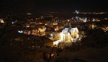 FOTO: Noční Brno
