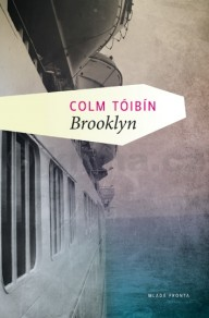 obálka Colm Tóibín: Brooklyn