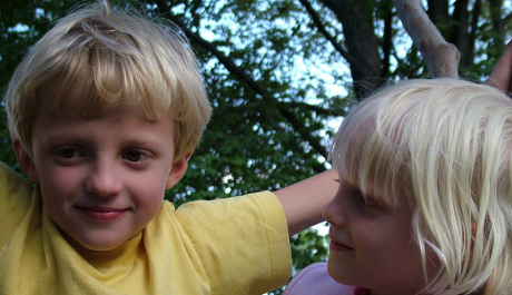 FOTO: Děti