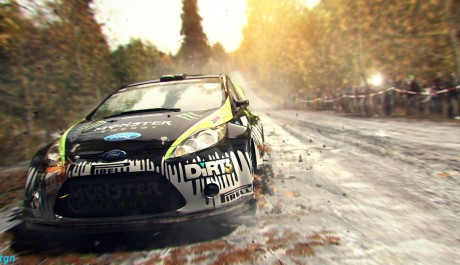 Foto: Dirt 3 ingame screenshot
