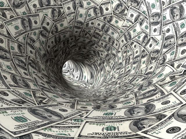 OBR: dolarový vír