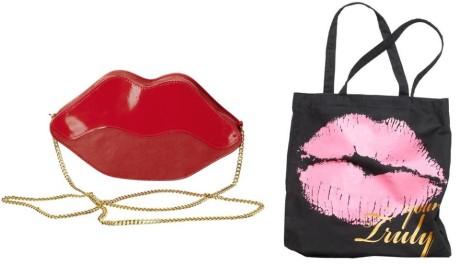 FOTO: Valentýnská kabelka a taška