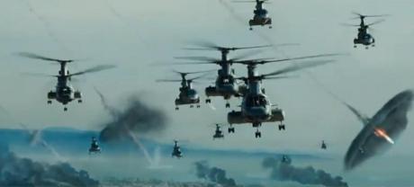 OBR: Film Světová invaze