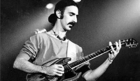FOTO: Frank Zappa