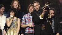 FOTO: Arcade Fire na Grammy 2011